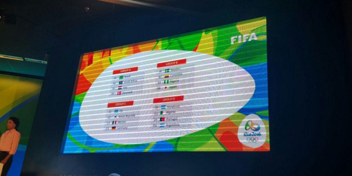 El sorteo olímpico allana el camino a Brasil y Argentina que sólo se verían en una gran final