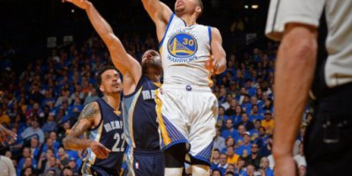 Golden State reescribió la historia de la NBA conquistando el mejor récord en temporada regular