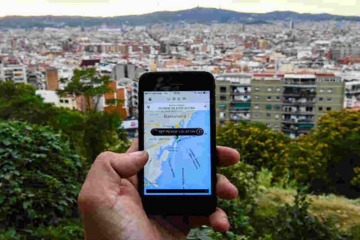 Pues este aseguró que la aplicación funcionaría fuera de la ley. Foto:Getty Images. Imagen Por: