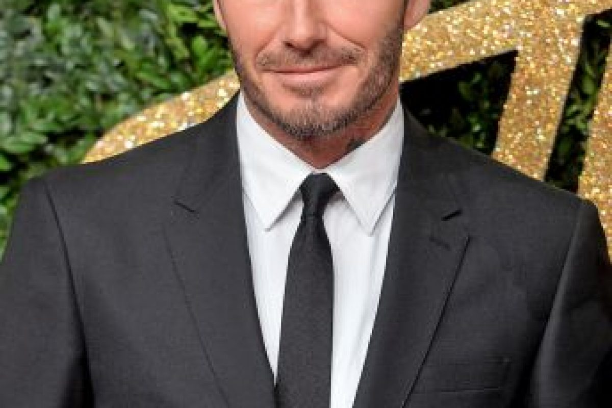 David Beckham Foto: Getty Images. Imagen Por: