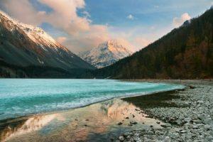 En ella nacen los ríos Irtysh, Obi y Yeniséi. Foto:Wikipedia.org. Imagen Por: