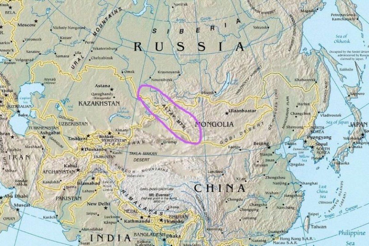 Es una cordillera de Asia central, que ocupa territorios de Rusia, China, Mongolia y Kazajistán Foto:altaiskis.com. Imagen Por: