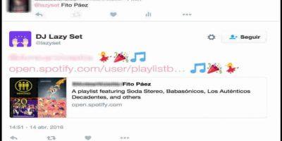 El bot de Twitter que les hará la lista perfecta de Spotify