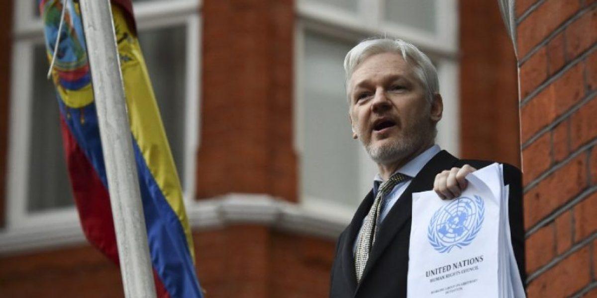 Fiscalía sueca pide mantener la orden de detención contra Julián Assange