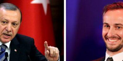 Merkel autoriza demanda de Turquía por sátira sobre Erdogan
