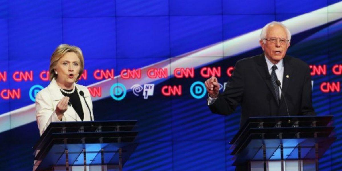 Clinton y Sanders protagonizan su debate más áspero antes de las elecciones en Nueva York