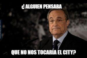 Los chistes contra Florentino Pérez… Foto:memedeportes.com. Imagen Por: