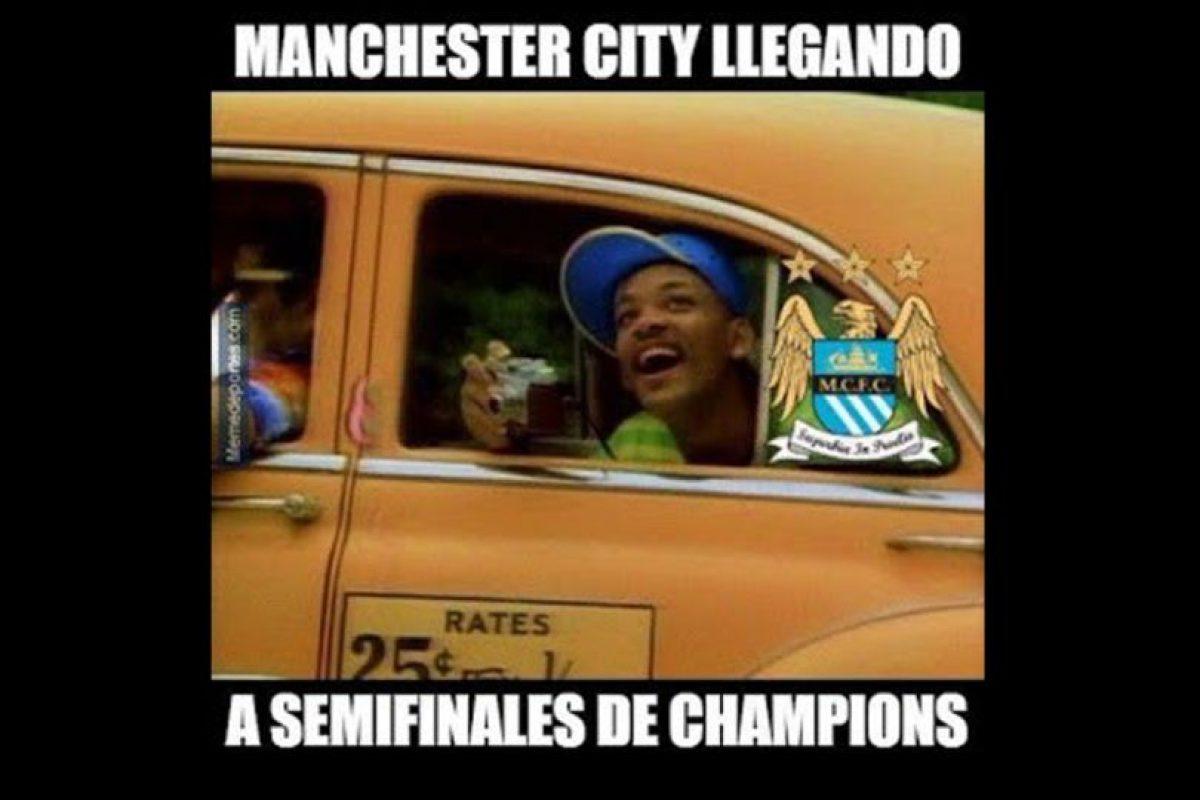 """Los """"Citizens"""" hacen su debut en semifinales. Foto:memedeportes.com. Imagen Por:"""