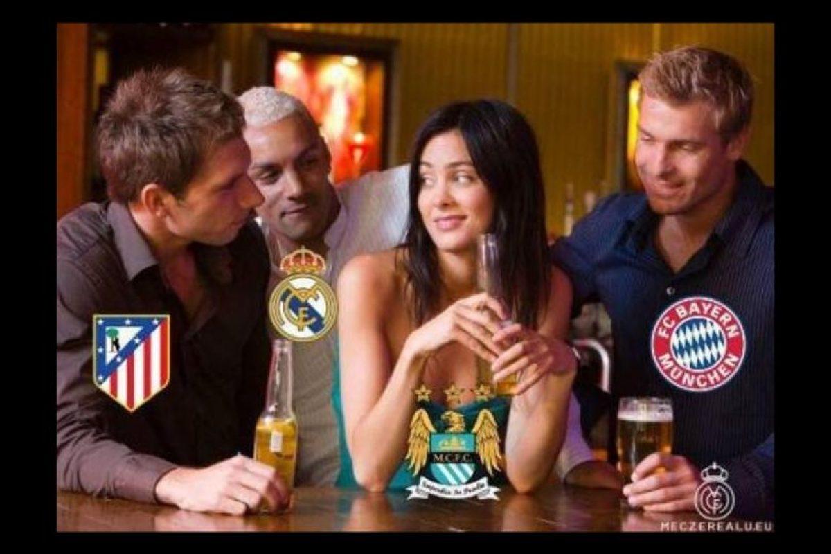 """Y eran el rival """"deseado"""" por todos. Foto:memedeportes.com. Imagen Por:"""
