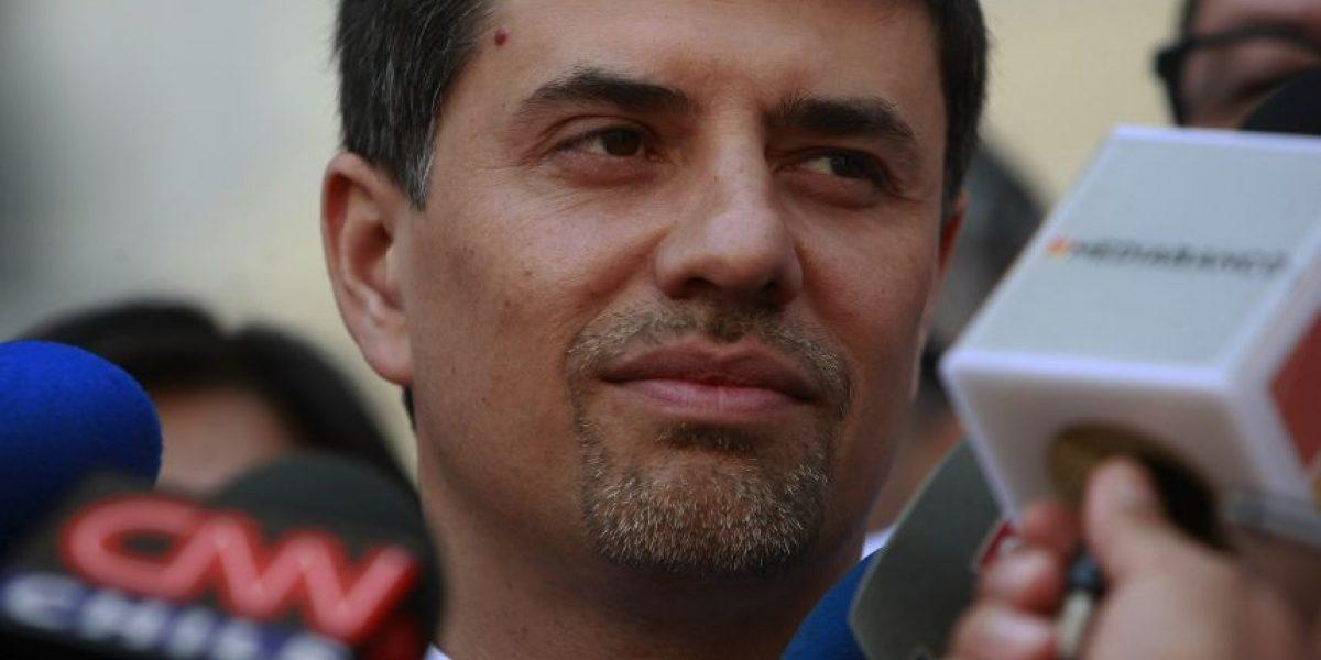 Vocero y críticas de Insulza a proceso constituyente: