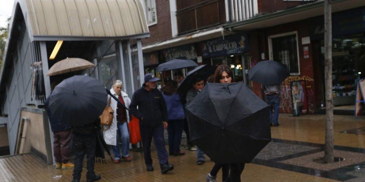 Meteorología reduce proyección de precipitaciones para zona centro-sur