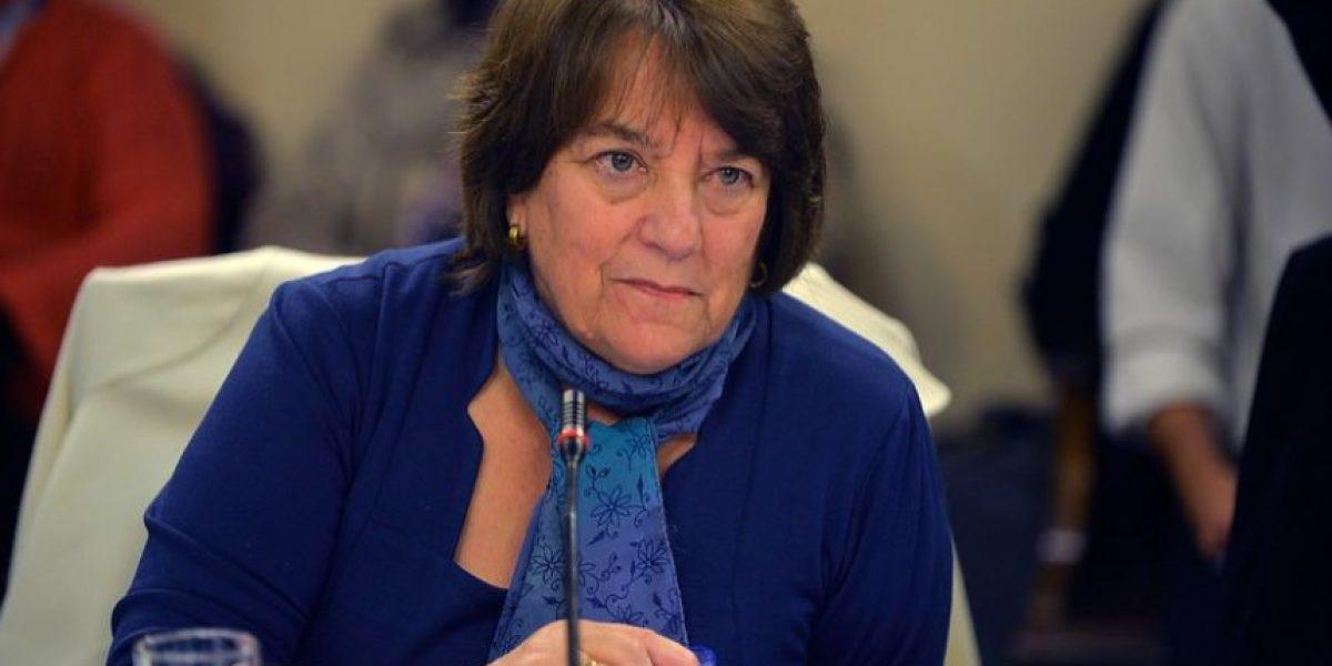 """Ministra Delpiano responde a rector de la UC: """"Es muy difícil dejar contento a todo el mundo"""