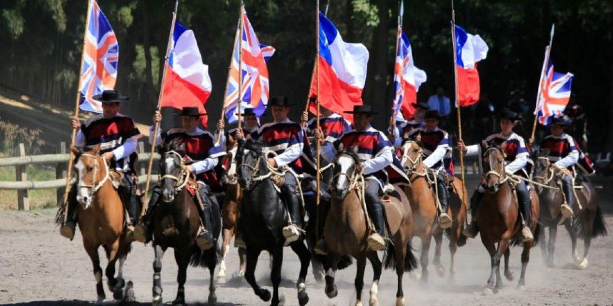 Escuadra de caballos chilenos se presentará en cumpleaños 90 de la reina Isabel II