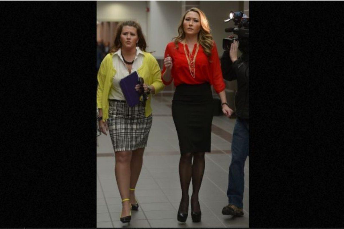 Maestras que fueron detenidas por tener relaciones sexuales con sus alumnos Foto:AP. Imagen Por: