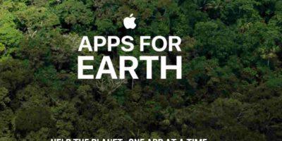 Una app a la vez: Apple y WWF se unen para ayudar al planeta