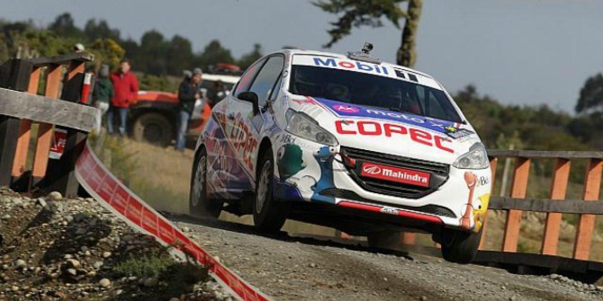 Con el shakedown y una multitudinaria largada protocolar se dio el vamos al RallyMobil 2016