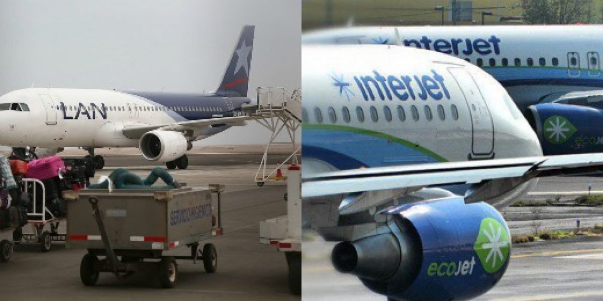 Latam y aerolínea mexicana firman acuerdo para acceder a destinos de ese país