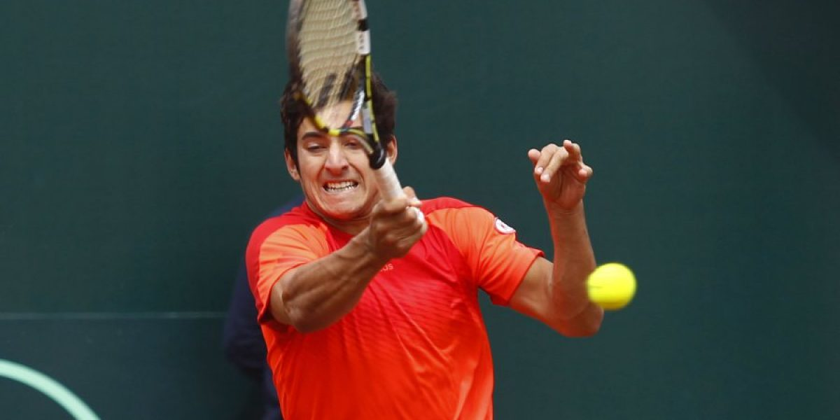 Christian Garín jugará las clasificaciones del ATP 500 de Barcelona