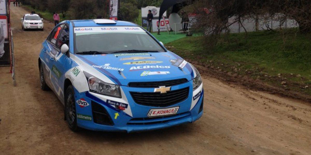 Confirman que tercera fecha del RallyMobil 2016 será en La Serena