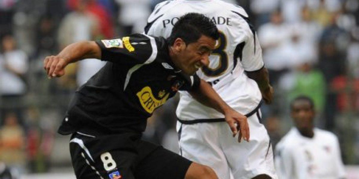 Lucas Barrios recordó su fallido regreso a Colo Colo: