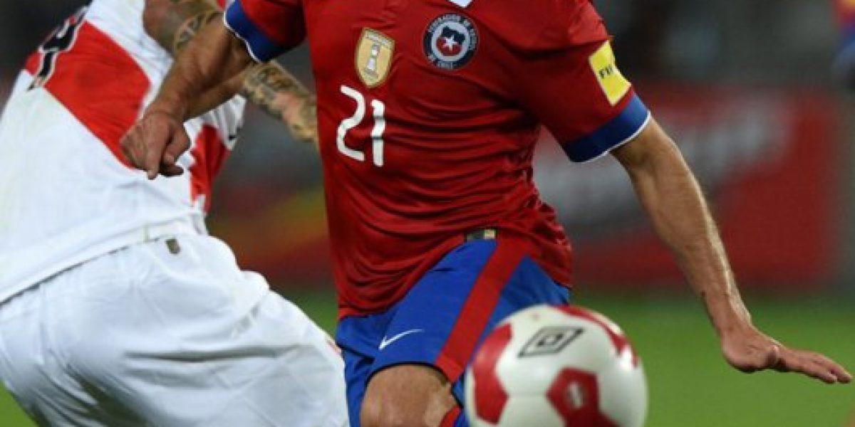 Marcelo Díaz recibe el alta en el Celta y podría volver a las canchas este fin de semana