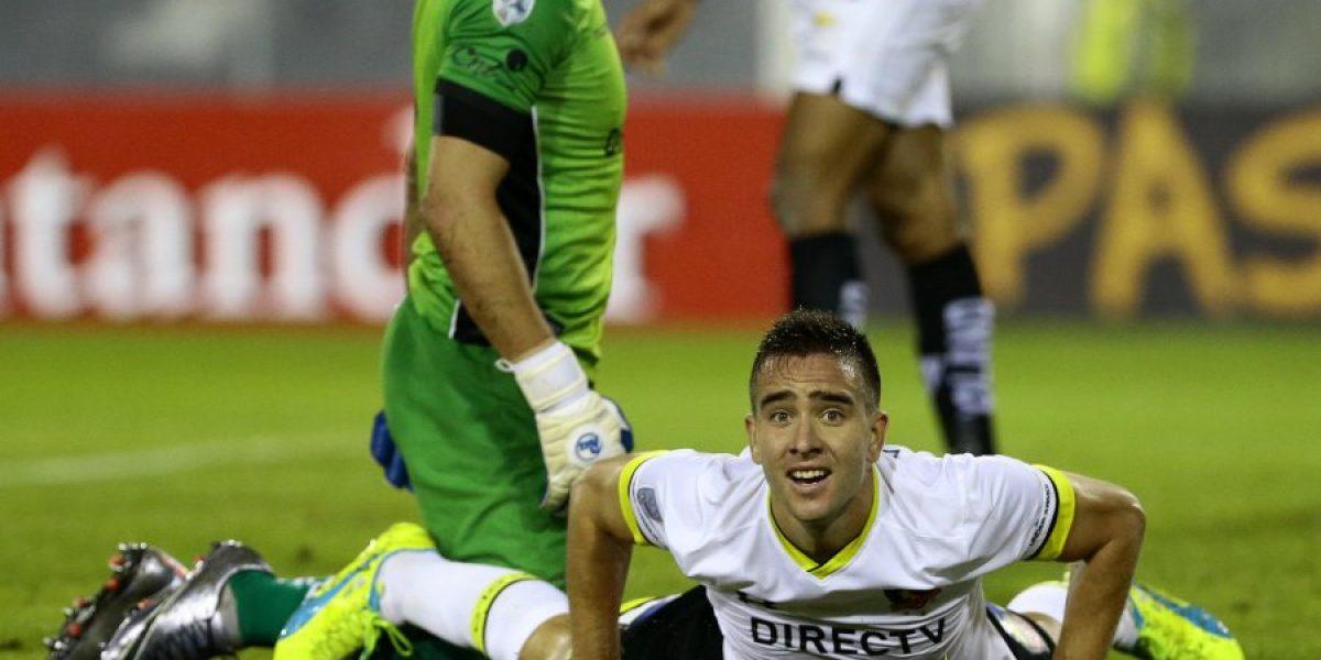 La gran pena de Matías Zaldivia tras eliminación de Colo Colo en la Libertadores