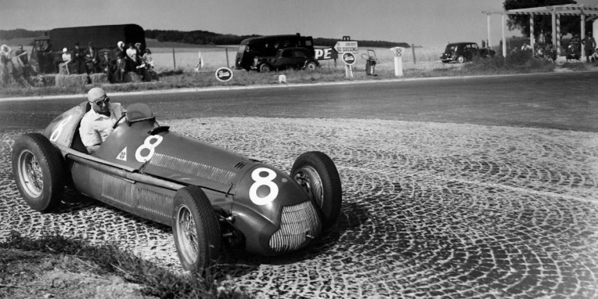 Fangio lidera: El controvertido top ten de los mejores pilotos de la Fórmula 1
