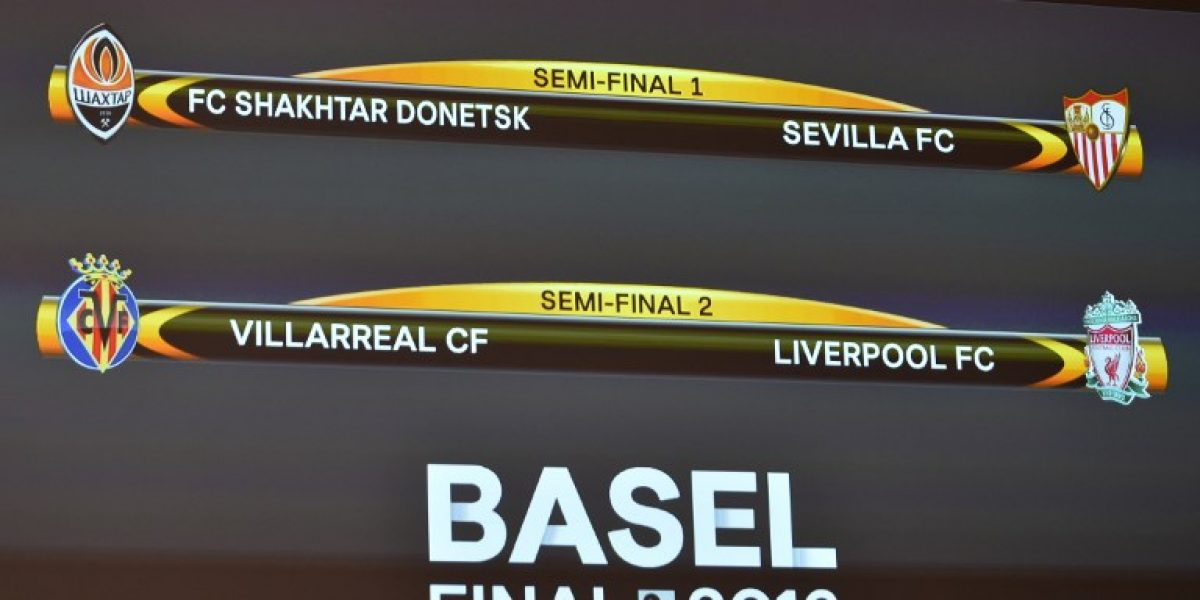 ¿Final española?: Sevilla y Villarreal podrían chocar en la definición de la Europa League