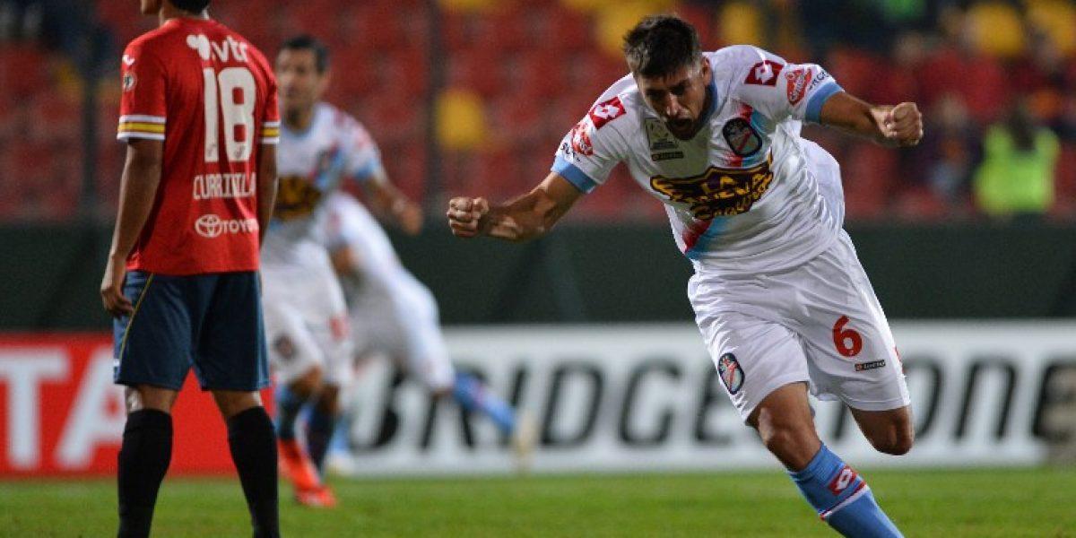 Números para el olvido: El pobre registro de los chilenos en la nueva Copa Libertadores
