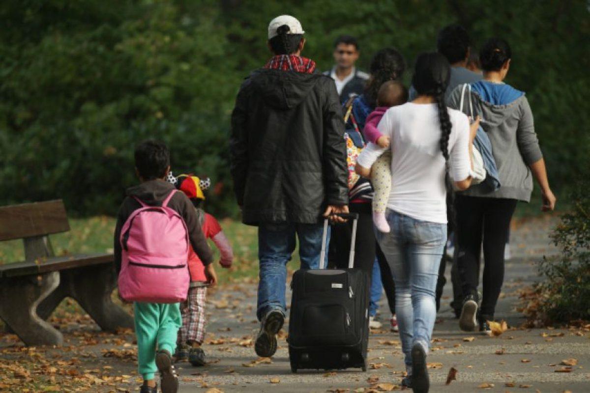 Datos que deben conocer sobre la migración en Alemania Foto:Getty Images. Imagen Por: