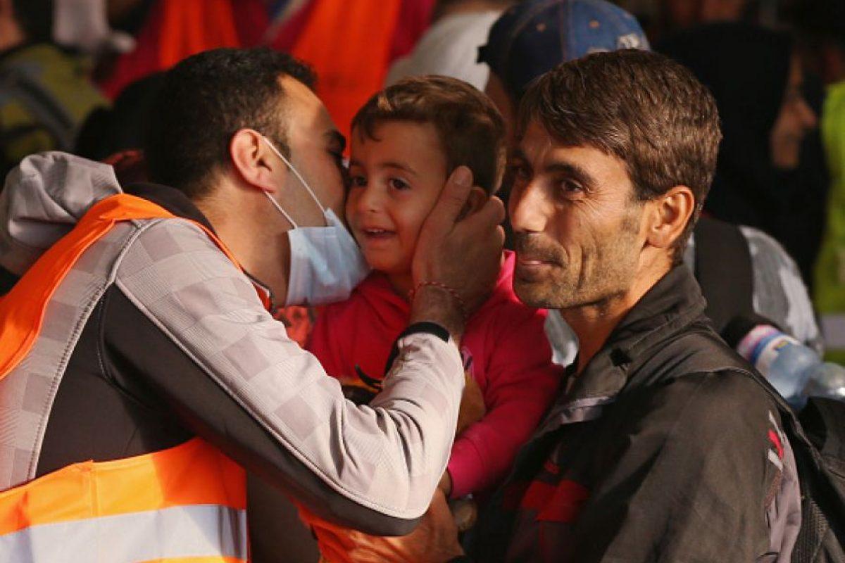Se espera que para 2016, el número de refugiados aumente Foto:Getty Images. Imagen Por: