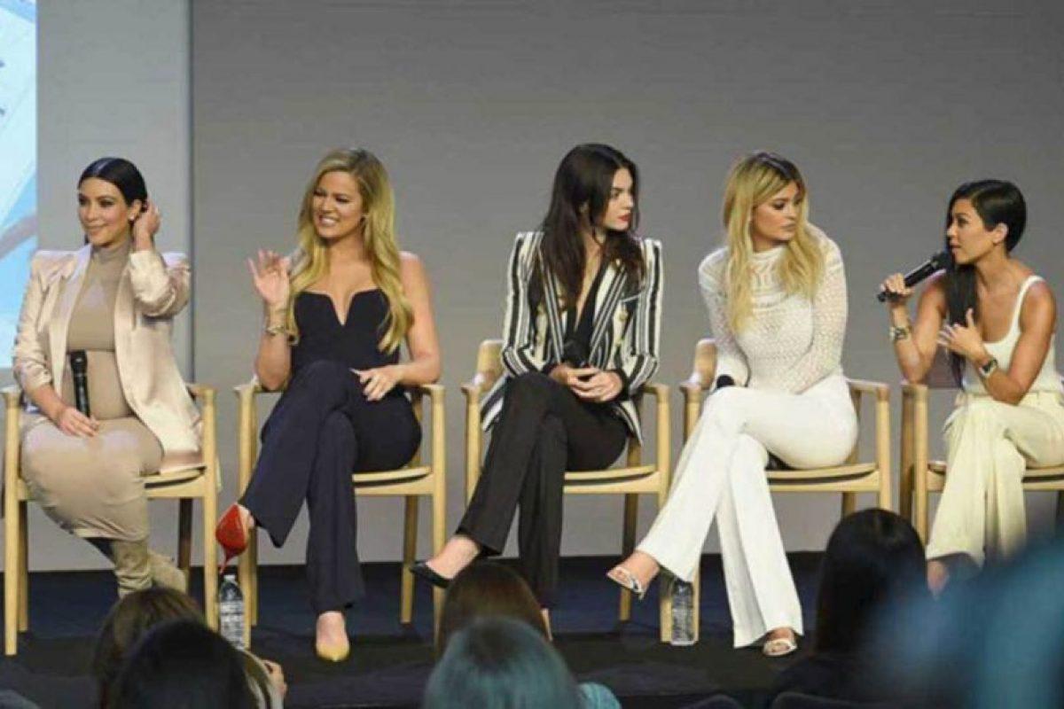 ¿Les gustaría verlo con las hermanas Kardashian Jenner? Foto:Getty Images. Imagen Por: