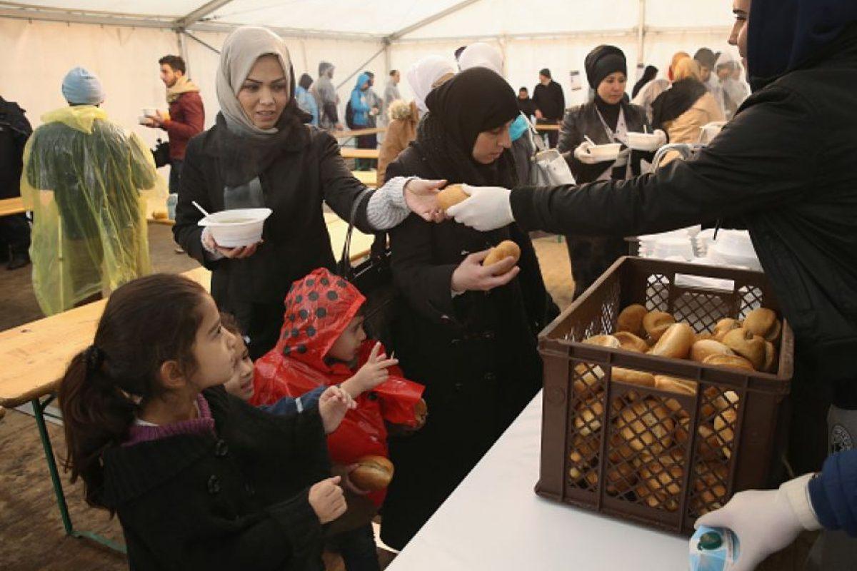 Incluso, para 2020, se espera que haya hasta 3 millones 600 nuevos refugiados en el país Foto:Getty Images. Imagen Por: