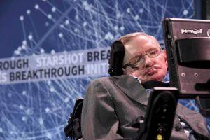 Stephen Hawking Foto:Getty Images. Imagen Por: