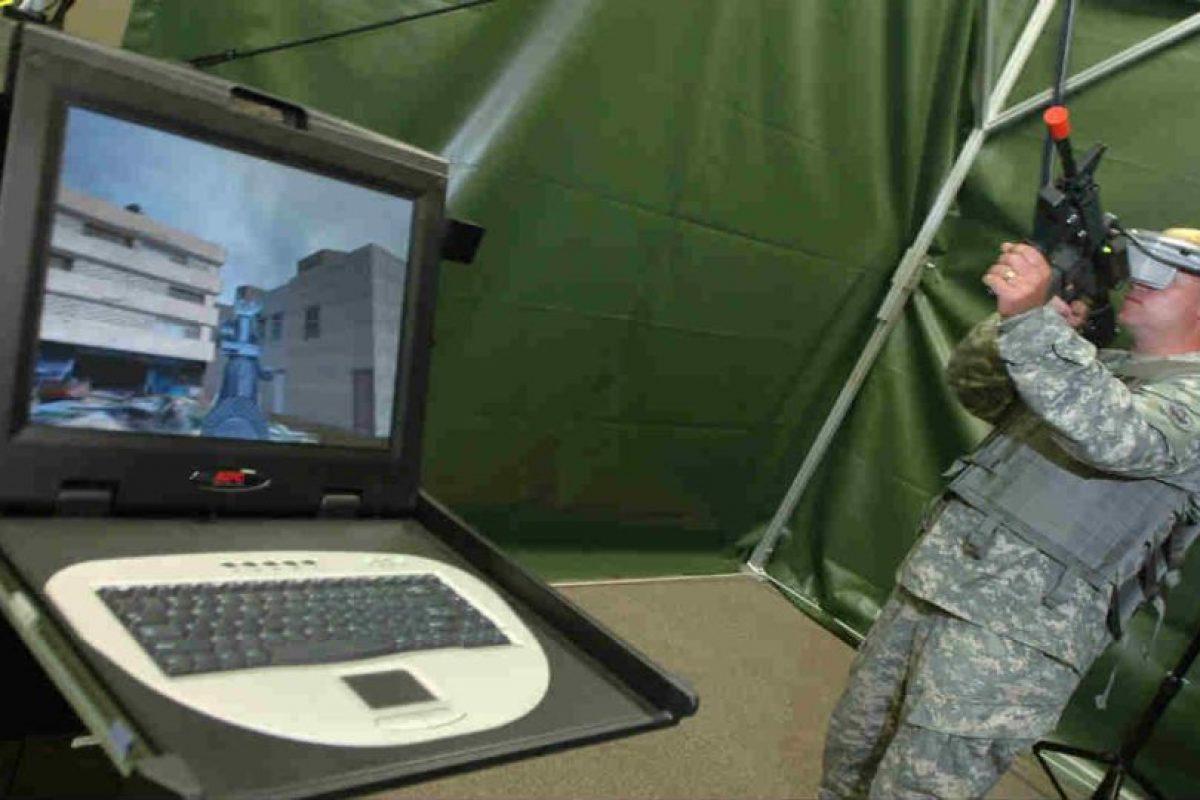 La RV permite sintetizar un mundo tridimensional interactivo y ficticio. Foto:Getty Images. Imagen Por: