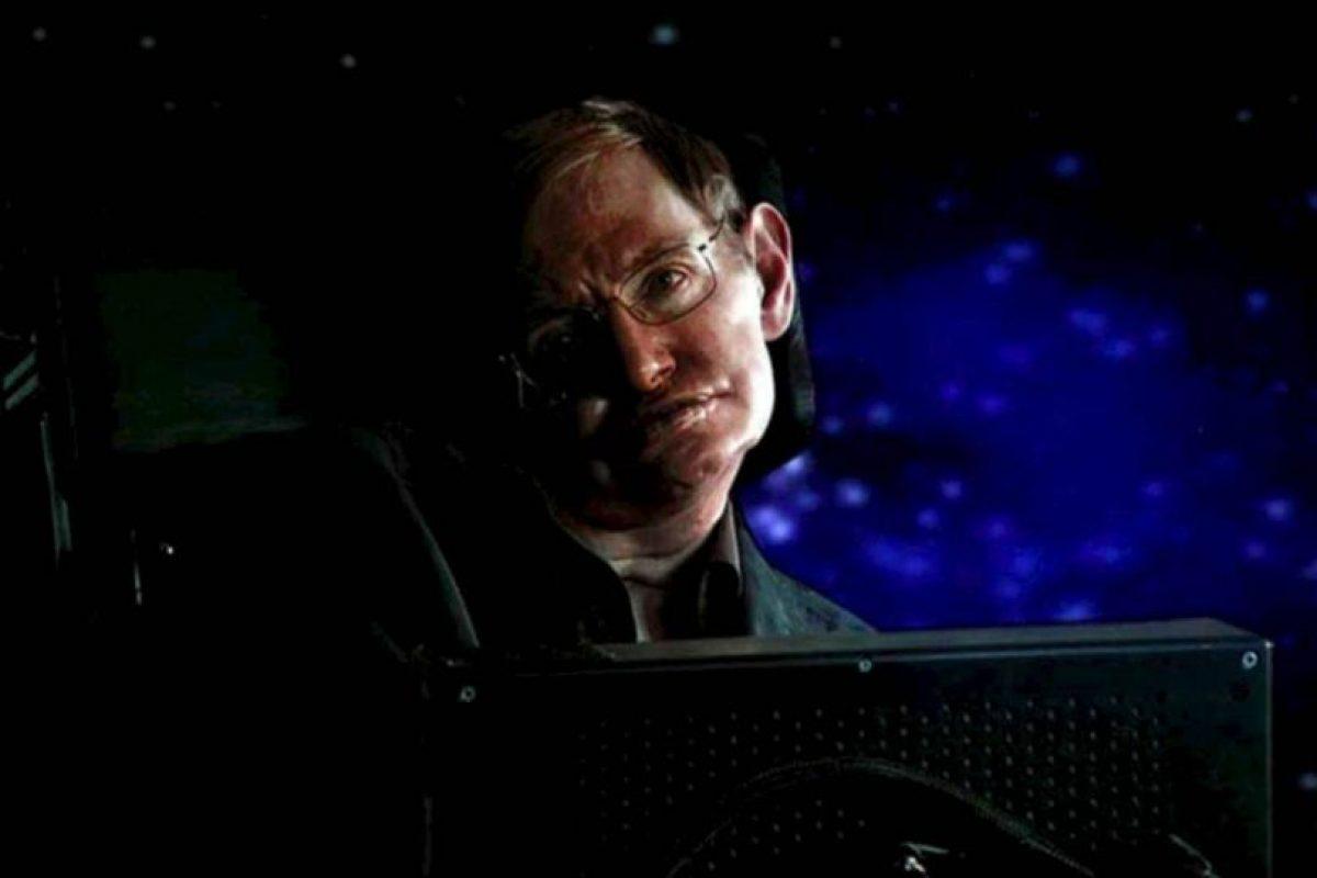 El astrofísico bromeó sobre su posición como un ícono pop Foto:Getty Images. Imagen Por: