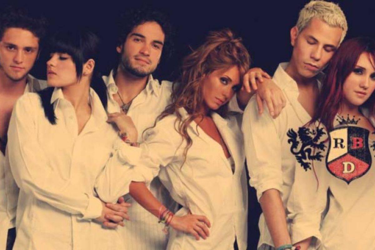Su éxito sigue vigente en países como Brasil y España Foto:Televisa. Imagen Por:
