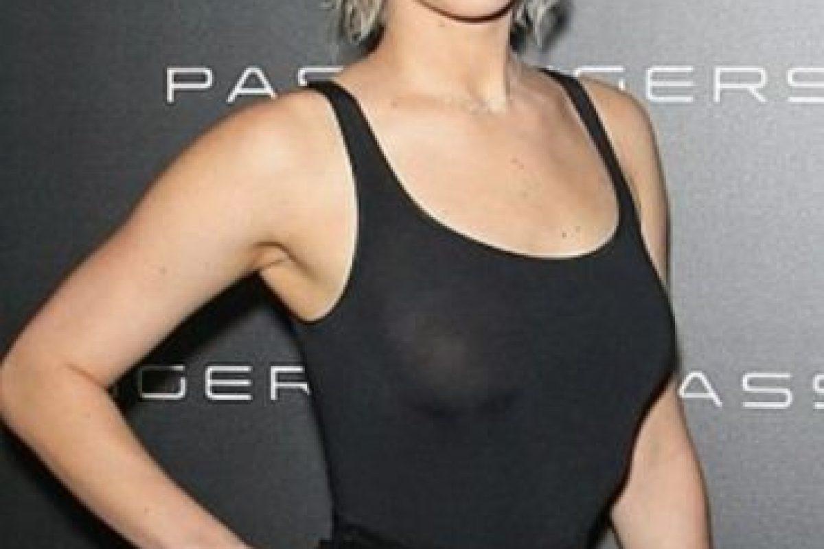 """La actriz asistió a la """"CinemaCon"""" en Las Vegas para presentar junto a Chris Pratt la cinta """"Passengers"""". Foto:Grosby Group. Imagen Por:"""
