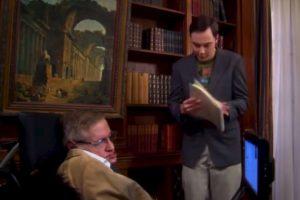 """y """"The Big Bang Theory""""… Foto:CBS. Imagen Por:"""