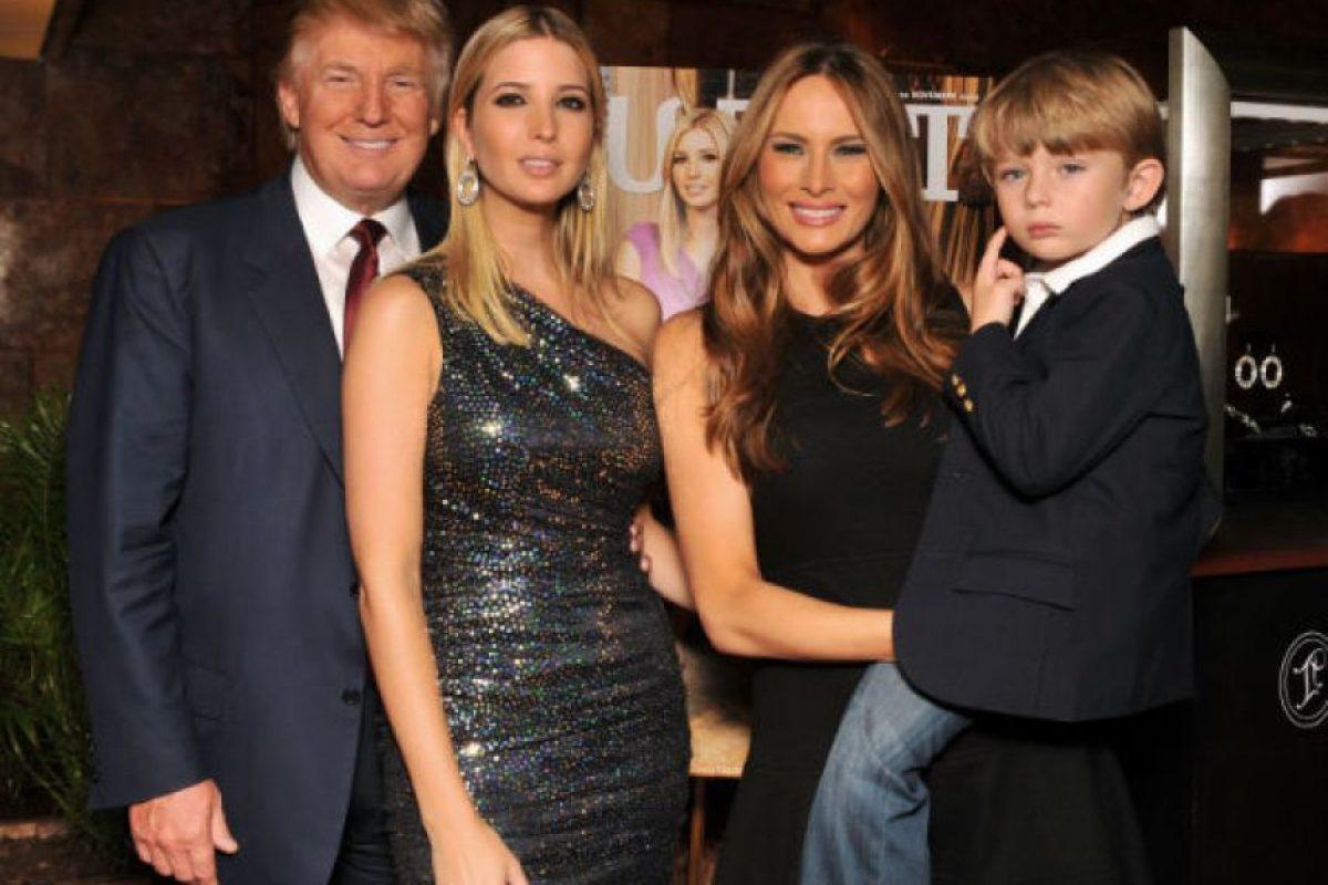 Hasta el momento es el precandidato más fuerte del Partido Republicano. Foto:Getty Images. Imagen Por: