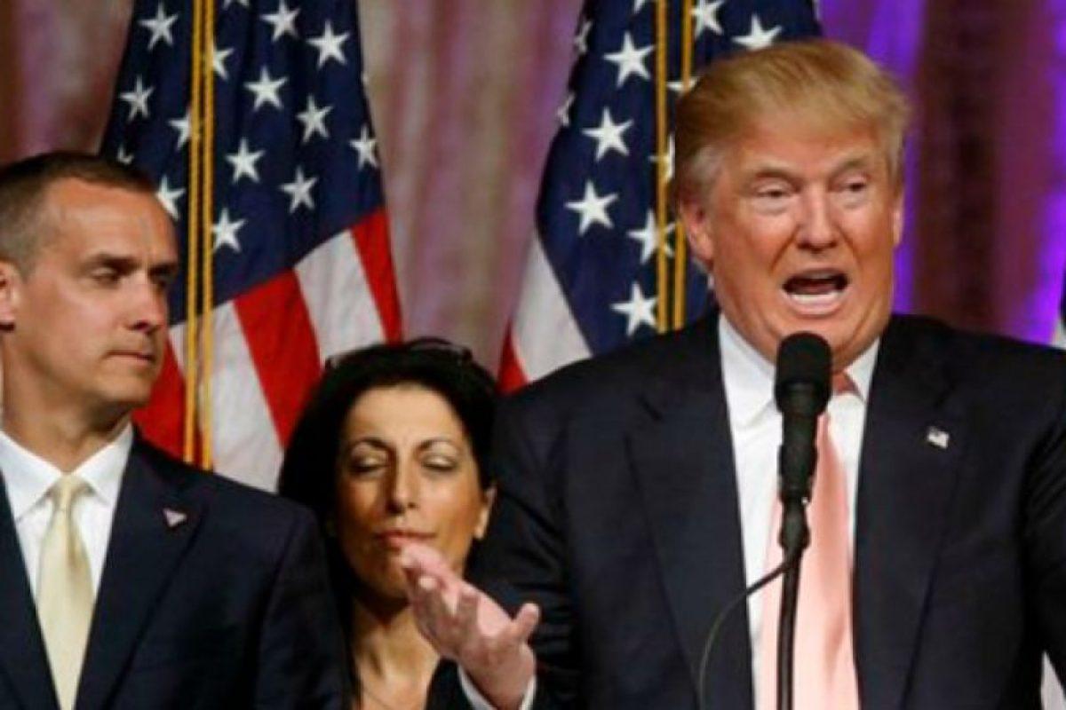 Necesita mil 237 delegados para ser nominado candidato a la presidencia. Foto:AP. Imagen Por:
