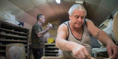 Acaba mal la historia del panadero y el mendigo que conmovió a Francia