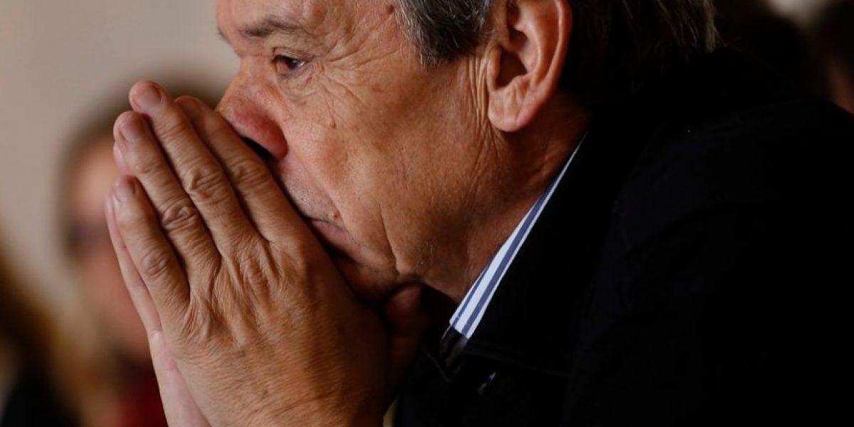 Carlos Ominami dijo estar dispuesto a demortrar su inocencia en juicio oral