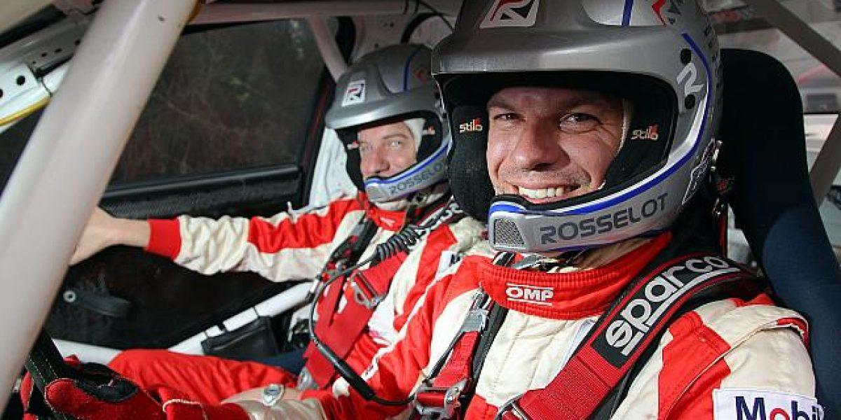 La preocupante merma de pilotos en la serie N4 del RallyMobil