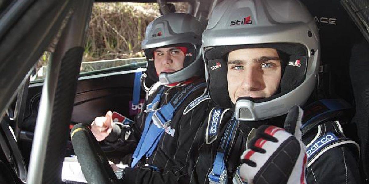 El gran crecimiento de la categoría R2 en el RallyMobil