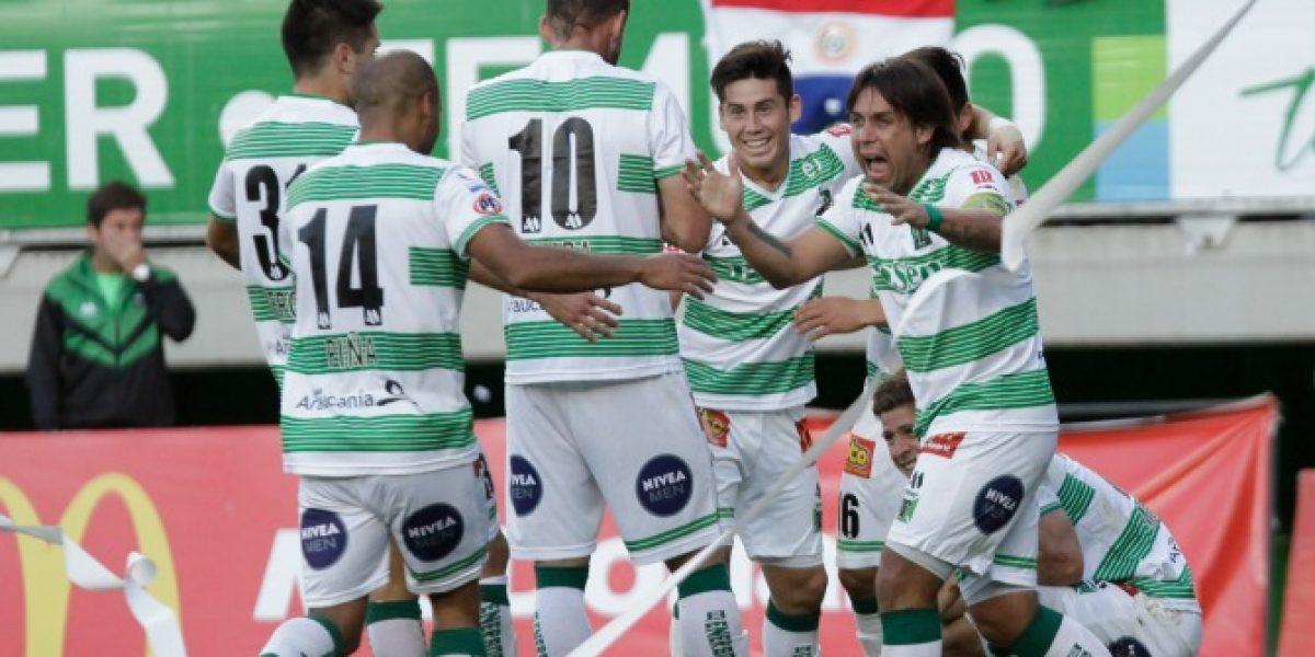 En Directo: Deportes Temuco regresa a primera división tras 11 años