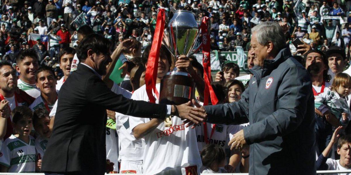 Sanhueza regresa a la primera división: