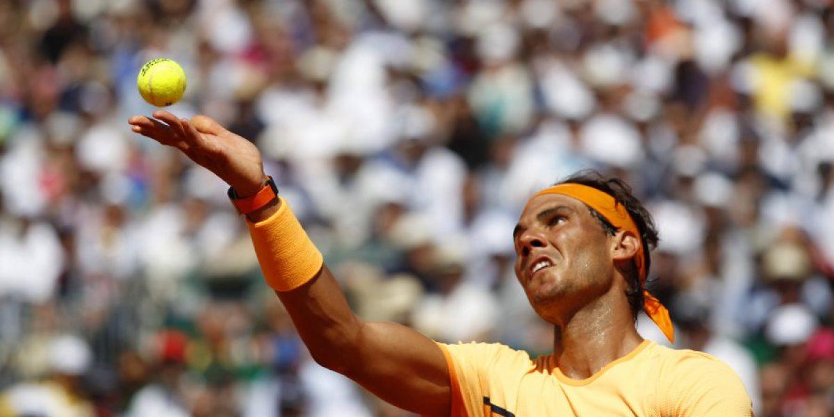 Recupera su nivel: Nadal venció a Murray y jugará la final del Masters 1000 de Montecarlo