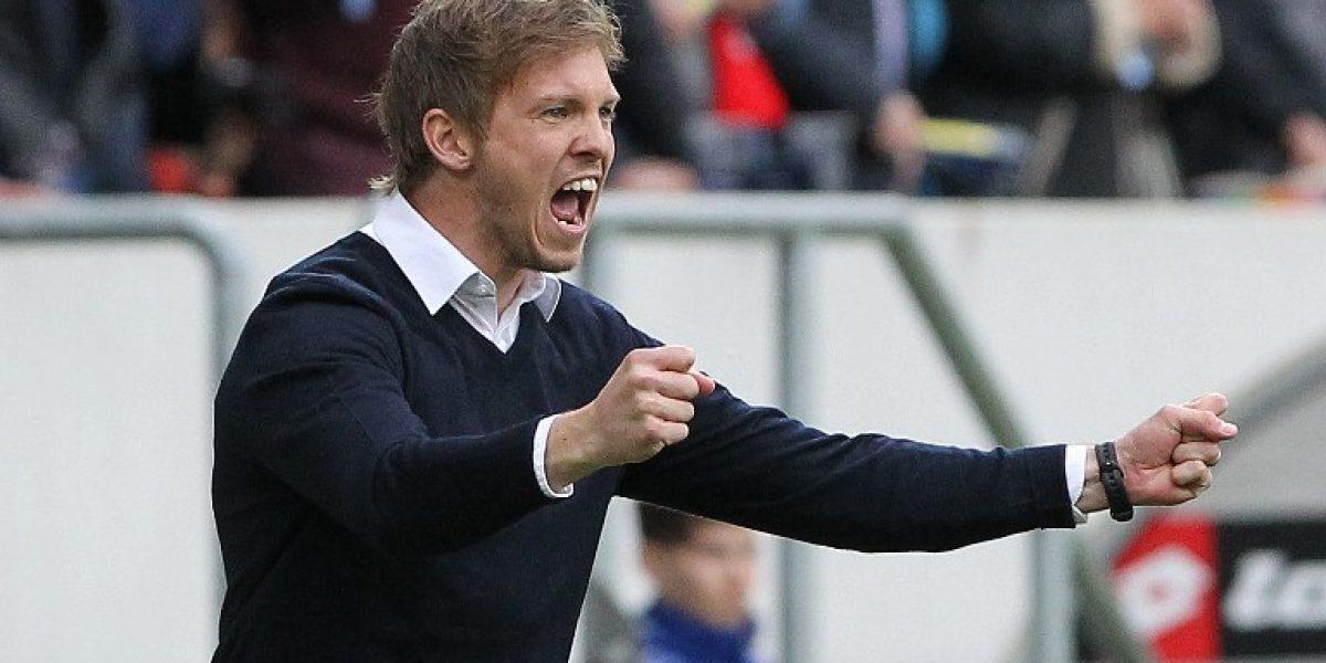 Escapan del descenso: Vargas resignado a la banca en un nuevo triunfo del Hoffenheim