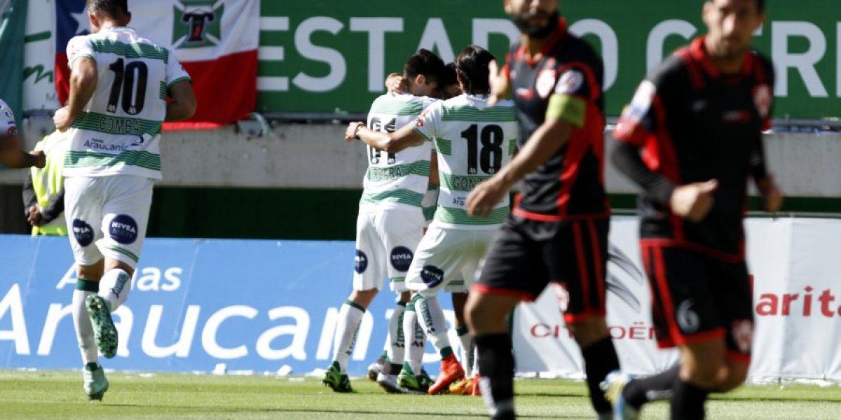 Deportes Temuco responde al favoritismo y asciende a Primera División tras 11 años